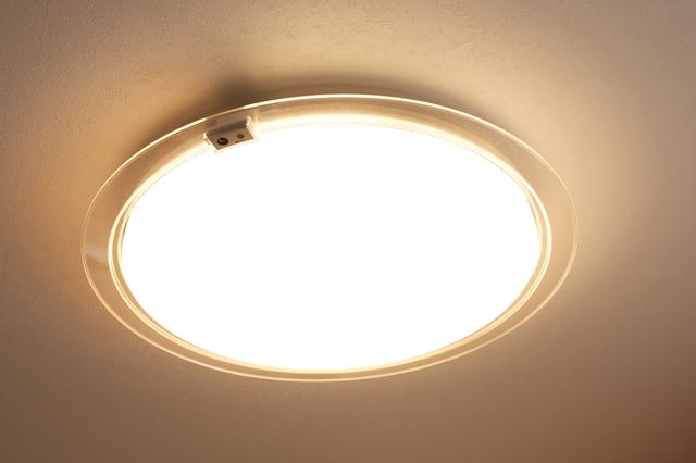 シーリングバー付き照明(シーリングライト)
