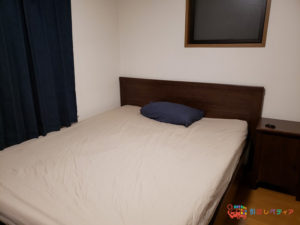 IKEAクイーンベッド